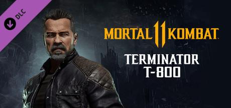 Mortal Kombat 11 Terminator T-800
