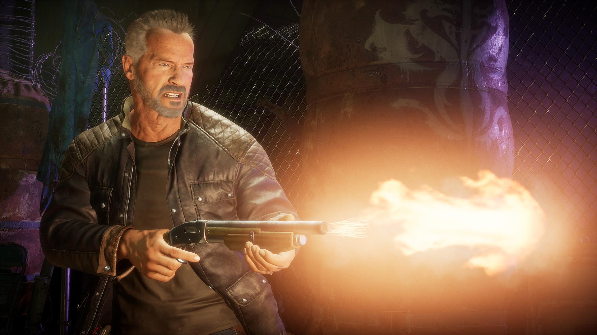 Terminator T800 Mk11