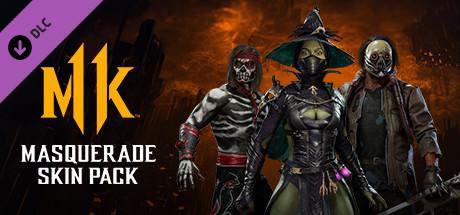 Masquerade Skin Pack