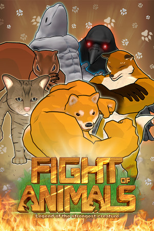 Fight of Animals poster image on Steam Backlog