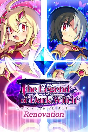 Серверы The Legend of Dark Witch Renovation