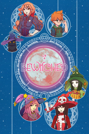 Bewitched poster image on Steam Backlog