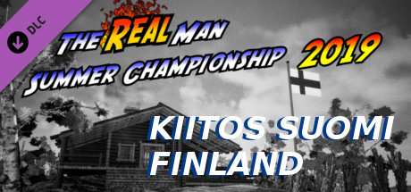 The Real Man Summer Championship 2019 - KIITOS SUOMI FINLAND