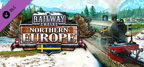Railway Empire - Northern Europe