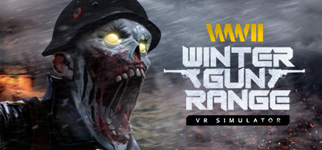 World War 2 Winter Gun Range VR Simulator cover art