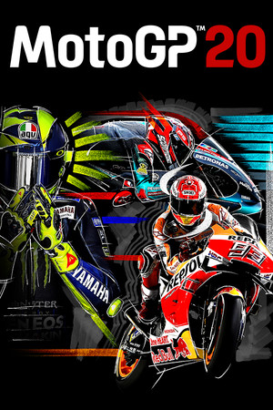 MotoGP20 poster image on Steam Backlog