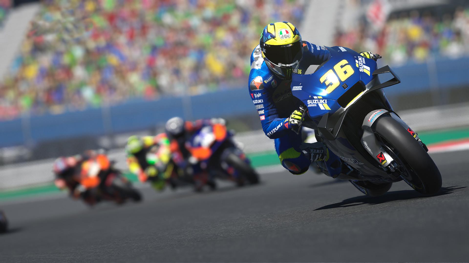 MotoGP 20 (ENG|MULTi7) [RePack] от R.G. Механики