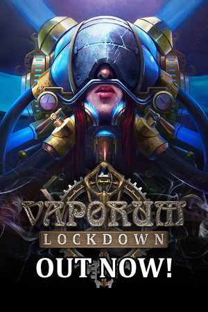 Vaporum: Lockdown poster image on Steam Backlog