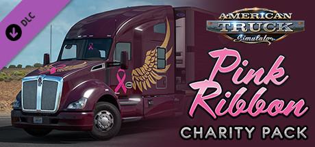 American Truck Simulator - Pink Ribbon Charity Pack