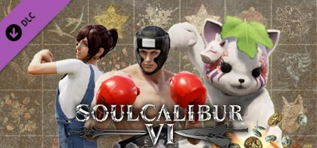 SOULCALIBUR VI- DLC10:Character Creation Set D