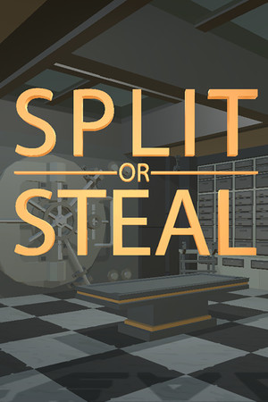 Split or Steal poster image on Steam Backlog