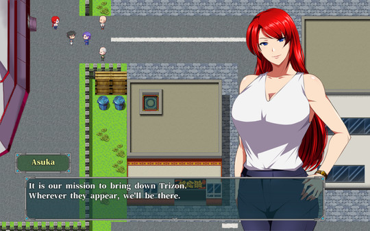 asuka erwachsenen anime