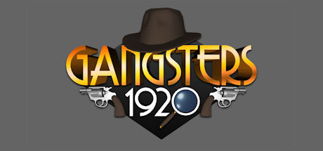 Gangsters 1920 cover art