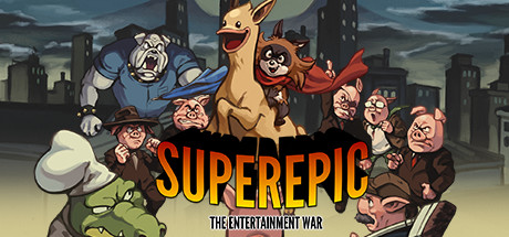 SuperEpic: The Entertainment War v1.1 Free Download