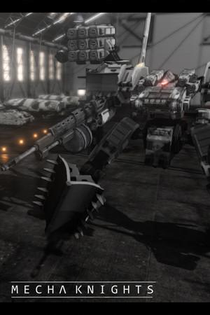 Mecha Knights: Nightmare poster image on Steam Backlog