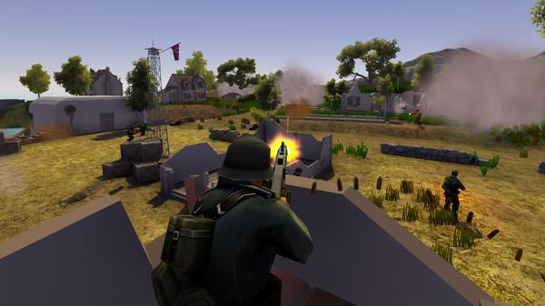 Capture d'écran n°8 du Jeu Brass Brigade