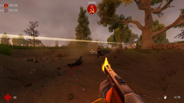Capture d'écran n°3 du Jeu Brass Brigade