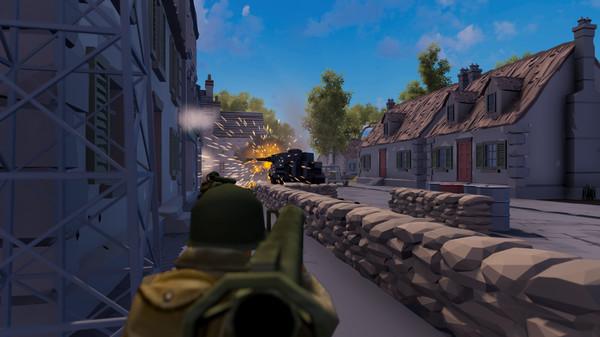 Capture d'écran n°4 du Jeu Brass Brigade