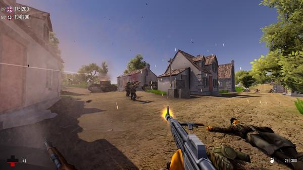 Capture d'écran n°6 du Jeu Brass Brigade