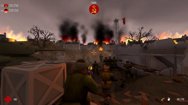 Capture d'écran n°5 du Jeu Brass Brigade