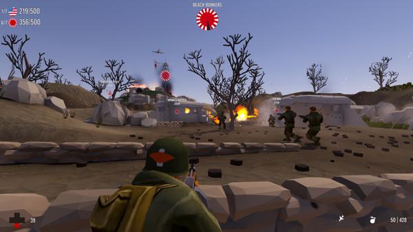 Capture d'écran n°1 du Jeu Brass Brigade