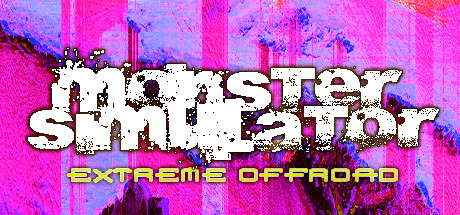 Extreme Offroad Monster Simulator cover art
