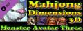 Mahjong Dimensions 3D - Monster Avatar Three-dlc