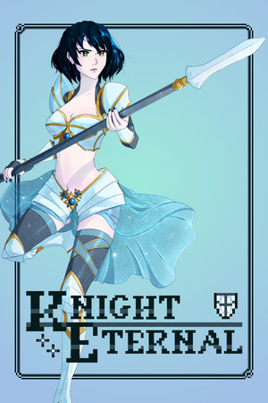 Knight Eternal poster image on Steam Backlog
