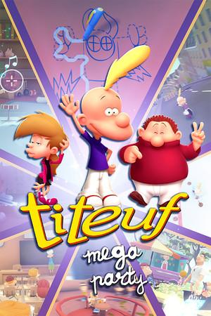 Titeuf: Mega Party poster image on Steam Backlog