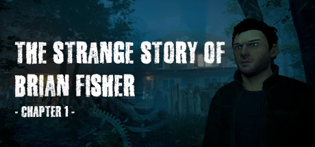 The Strange Story Of Brian Fisher Chapter 1 Capa