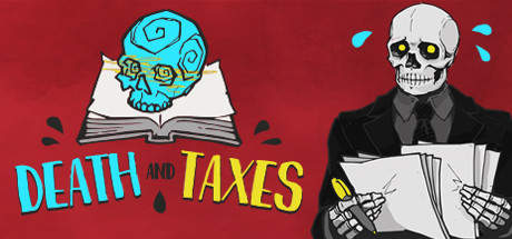 Death and Taxes Capa