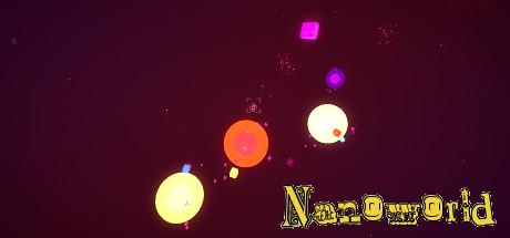 Nanoworld cover art