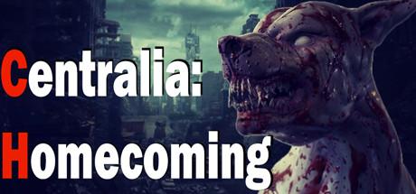 Centralia: Homecoming cover art
