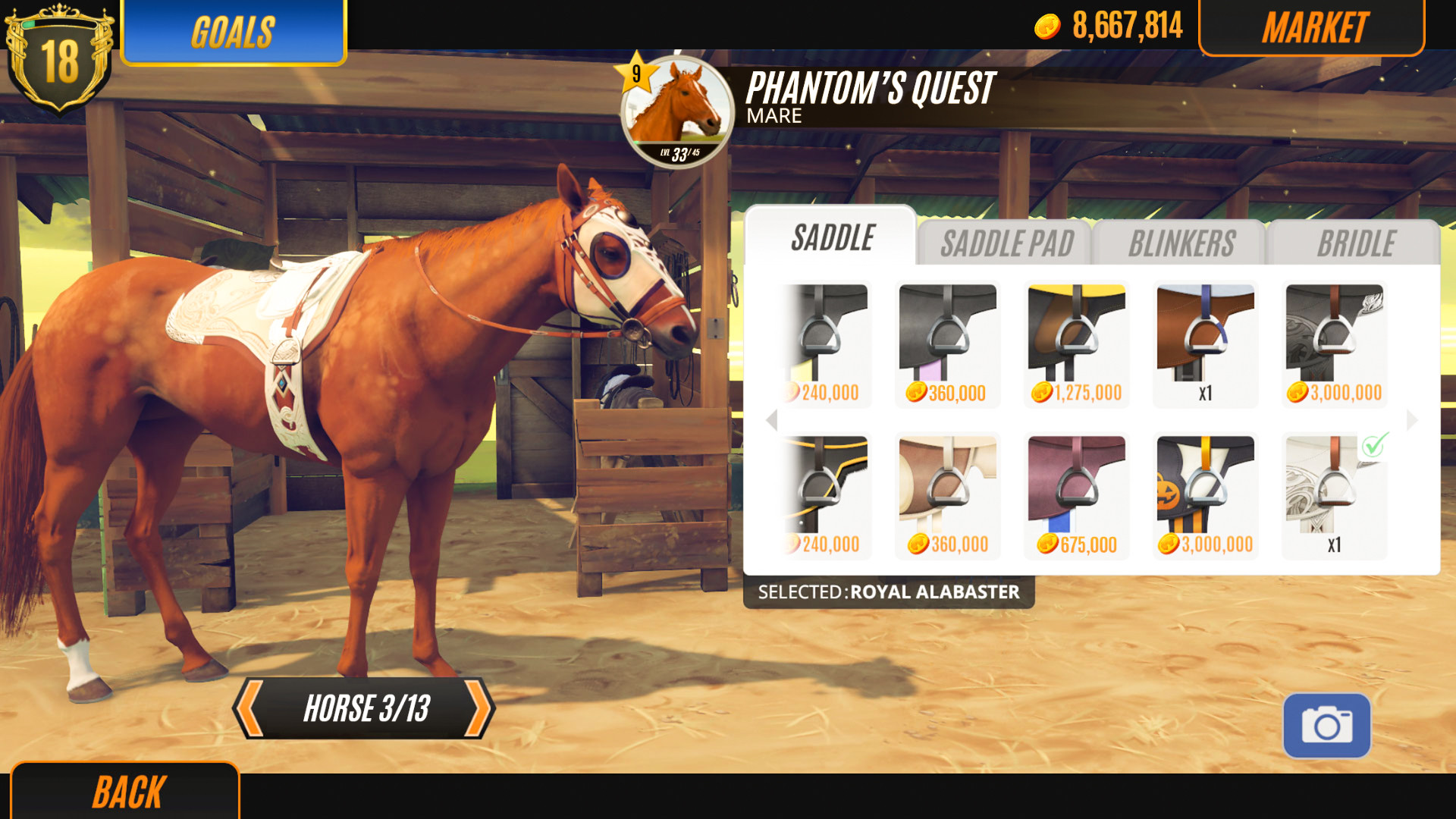 Rival Stars Horse Racing: Desktop Edition Resimleri