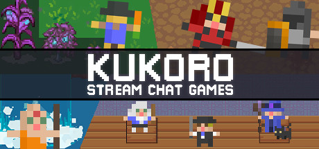 Kukoro: Stream chat games title thumbnail