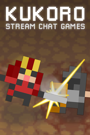 Kukoro: Stream chat games poster image on Steam Backlog