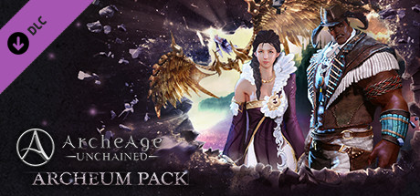 ArcheAge: Unchained - Archeum Unchained Pack
