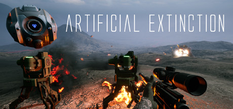 Artificial Extinction Capa