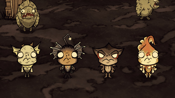 Don't Starve Together: Wurt Deluxe Chest