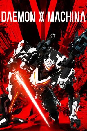 DAEMON X MACHINA poster image on Steam Backlog