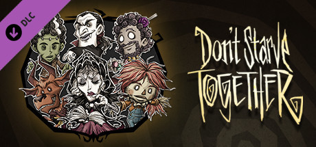 Don't Starve Together: Hallowed Nights Survivors Chest, Part II