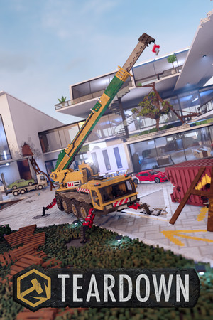 Teardown poster image on Steam Backlog