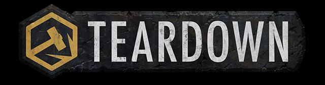 Teardown logo