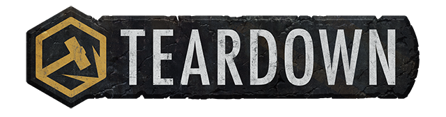 """Картинки по запросу """"Teardown logo"""""""