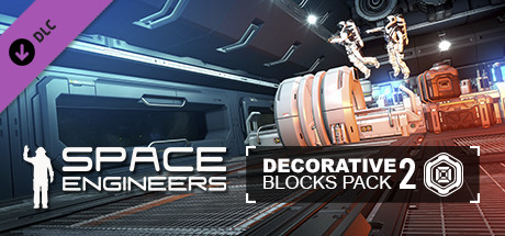 Space Engineers – Decorative Pack #2