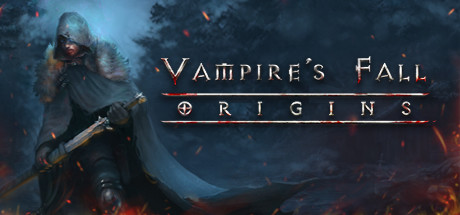 Vampire's Fall: Origins Capa