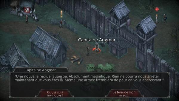 Capture d'écran n°2 du Jeu Vampire's Fall: Origins