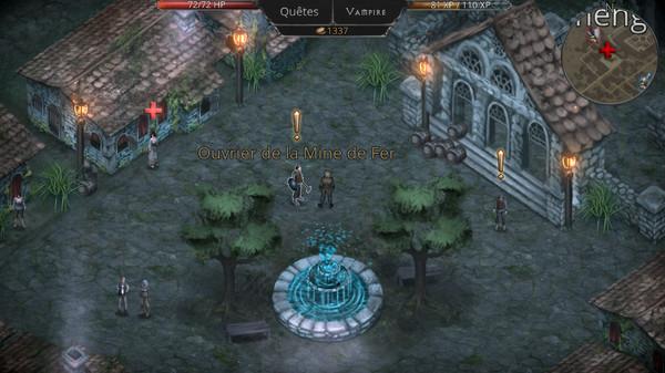 Capture d'écran n°6 du Jeu Vampire's Fall: Origins