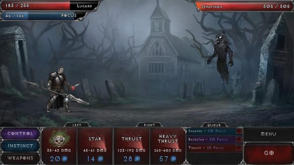 Capture d'écran n°5 du Jeu Vampire's Fall: Origins