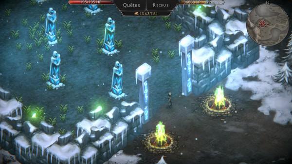 Capture d'écran n°3 du Jeu Vampire's Fall: Origins